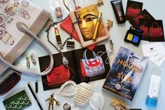 My handbag contents