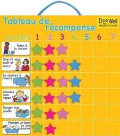 ... Tableau De Motivation Enfant, Tableau Motivation Enfant, Tableau