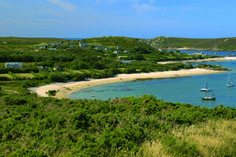 Cliff Beach, Bryher - Roger Broughton Photography