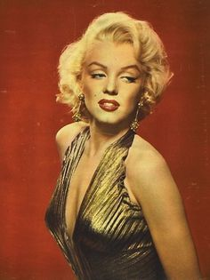 Woo-Hoo!!!..Exclusive: MAC Cosmetics Debuts Marilyn Monroe Makeup Collection.. The limited-edition line (in partnership with Authentic Brands Group) includes nearly 30 products -- eye shadow, lipstick (think retro red and hot pink), nail lacquer and eyeliner -- and will arrive in stores in October...Read full article..