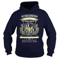 I Love  DEYOUNG, DEYOUNG T Shirt, DEYOUNG Tee Shirts & Tees