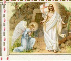 Jézus felé nyújtott angyali imádat
