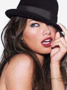 Adriana Lima for VS Beauty
