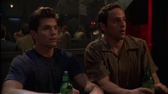 The Sopranos: Season 2, Episode 8 Full Leather Jacket (5 Mar. 2000)