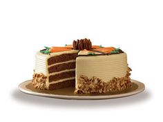 Carrot Cake from Publix