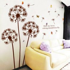 DIY Wall Decals Decorative Vinyl Stickers