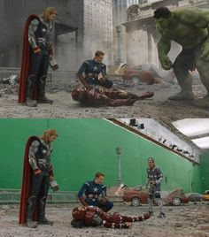 Avengers Composite