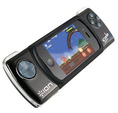Ion iCade- The iPhone & iPod Mobile Portable Game Controller http://coolpile.com/gadgets-magazine/ion-icade-the-iphone-ipod-mobile-portable-game-controller/ via CoolPile.com #cool #gadgets #stuff  - $33.99 -  Amazon.com, Apple, Bluetooth, Cool, Games, Gaming, iPhone, iPod, Smartphone