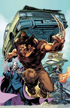 First X-Men •Neal Adams