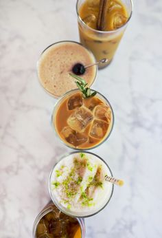 5 Cold Brew Coffee Recipes