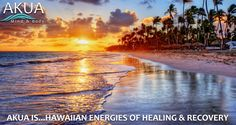 AKUA Mind & Body is one of the few treatment centers that offers all 3 levels of care, with Detox Treatment, Residential Programs & Intensive Outpatient. To learn more visit:   LIKE or SHARE this photo if you are a fan of #Sunsets! #Hawaiian #Healing #Energy #Addiction #Recovery