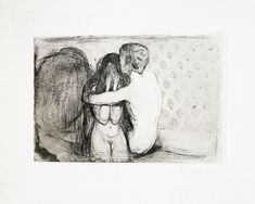 - Edward Munch consolation