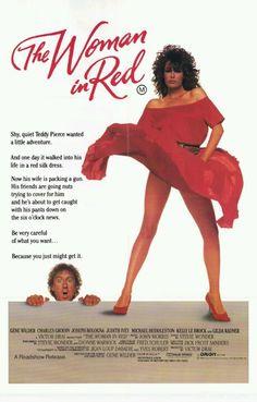 1984 - La mujer de rojo (The Woman in Red) - Gene Wilder