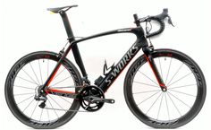 Specialized S-Works + McLaren Venge Road Bike