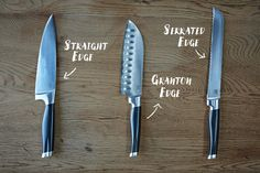 The ultimate kitchen knife guide: part two