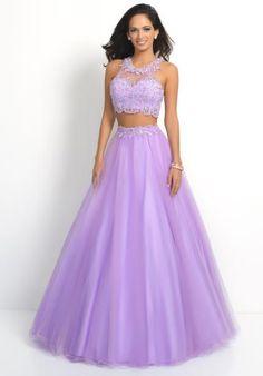 Blush Two Piece Dress 5430