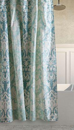 Jade Connemara Shower Curtain