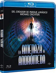 La Amenaza De Andrómeda [Blu-ray] #Amenaza #Andrómeda #[Blu #ray]