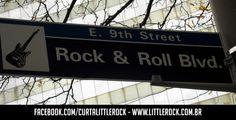 Rock & Roll Street #LittleRock
