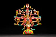 Mexican Tree of Life Sculpture | tree of life