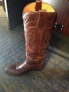 FRYE Limited Edition Jennifer Estess TALL Boots