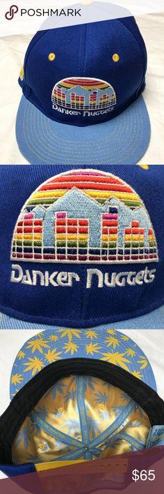 7719c96f Grassroots California Danker Nuggets SnapBack Hat Limited edition 420  Danker Nuggets Denver Colorado Grassroots California Accessories Hats