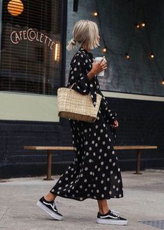 41 Neat Outfit Ideas For Your Spring Street Style Look - Fashion Outfits Street Style Outfits, Looks Street Style, Spring Street Style, Mode Outfits, Looks Style, Spring Summer Fashion, Spring Outfits, Spring Style, Summer Outfit