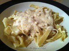 Homemade sourdough pasta recipe