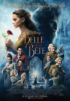 Beauty and the Beast - Affiche 01