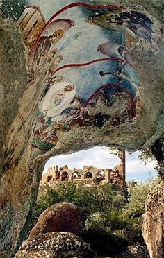 Ancient City Of Heraklia And Beautiful 8,000-Year-Old Rock Drawings Damaged By Unidentified People - MessageToEagle.com