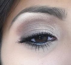 "This look is called ""A Day at the Office"" To recreate this look with Younique's Moodstruck Mineral Pigments or to browse through our other looks please visit my website. http://www.fabuliciouslashes.com"