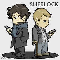 Sherlock chibi 's