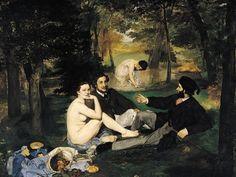 Édouard Manet - El Padre del Impresionismo. - Taringa!