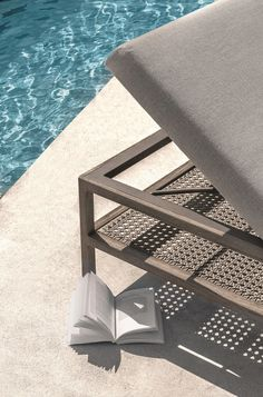 The New Sun Lounger Designed by Christophe Pillet for Ethimo