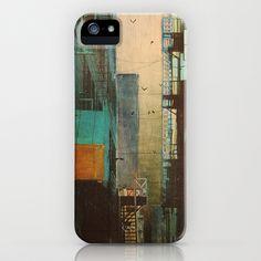ESCAPE ROUTE iPhone Case by Liz Brizzi - $35.00