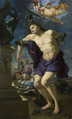 Sigismondo Coccapani, Saint Sebastian, 17th century