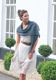 Ravelry: Winter Shadows wrap pattern by Louise Zass-Bangham