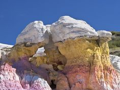 Exploring the Paint Mines: Colorado's archaeological and geological wonder