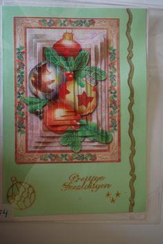 0054, Kerstballen in Rechthoek