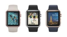 Apple Watch Sport collection adds yellow and rose gold-anodized models, new Sport and Leather bands, more