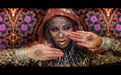 """Beyoncé & Coldplay's """"Hymn for the Weekend"""" Video Accused of Cultural Appropriation #buzzvero #musicvideo"""