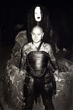Angry Anderson as Ironbar in Mad Max Beyond Thunderdome