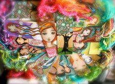 Reserved Custom Listing for Joely   Laminated by FlorLarios, $120.00