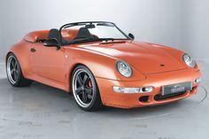 Porsche 911 CLASSIC 3.6 Turbo Look Carrera 2 2dr993 SPEEDSTER CONVERSION