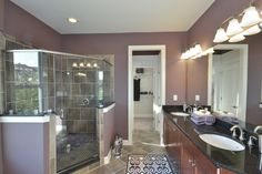 Redwood Master Bath