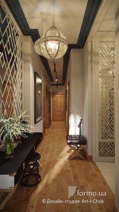 Характер дома кроется в мелочах, Дизайн-студия Art-i-Chok , Холл/Коридор, Дизайн интерьеров Formo.ua