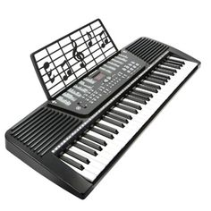 Giveaway: Electric Keyboard Piano (Black) - Instruments & Accessories - Listia.com