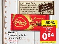 Chocolate de Leite com Amêndoa