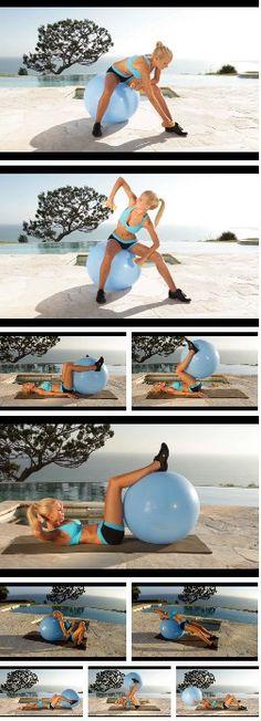 Stability ball workout www.gymra.com/.... www.gymra.com/...