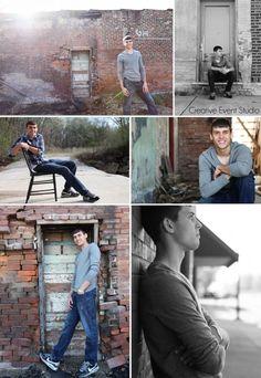 Senior Poses {www.creativeeventstudio.com}
